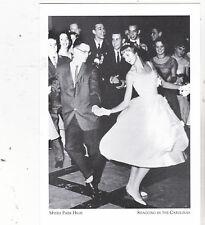 "*Postcard-""Myers Park High School""-@ Charlotte-Shagging In Carolinas (#83)"