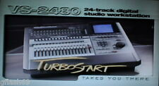 Roland VS-2480  Turbostart DVD -The ULTIMATE How to Guide For Your VS !