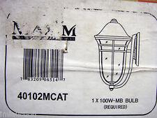 Maxim Lighting Light Max-40102-Mcat Western Outdoor