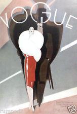 Vogue Art Poster/Evening Out/Art Deco Poster