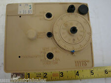 ¤ TITUS THERMOSTAT, WITH DAMPER CONTROL AND TIMER
