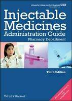 UCL Hospitals Injectable Medicines Administration Guide, Paperback by Uclh Ph...
