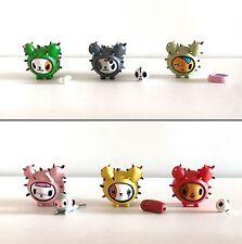 Tokidoki Mini Cactus Pups With Accessories - SET OF 6