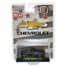 M2 Machines MiJo Exclusive MJS27 USA '73 Chevy Custom Deluxe 10 Squarebody CHASE