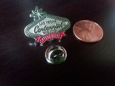 NEW! COLLECTIBLE Las Vegas Nevada Centennial Souvenir Lapel Pins in Silver/Red