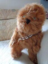 2016 Star Wars Chewbacca Wookiee Warrior Plush Doll Figure Super Soft Buddy