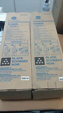 Konika Minolta Black Toner Cartridge