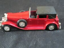 """MATCHBOX """"MODELS OF YESTERDAY"""" 1930 MODEL J DUESENBERG LOOSE GREAT CONDITION"""