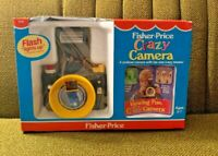 Vintage Fisher Price Special Effects Crazy Camera Color Filters NOS In Box