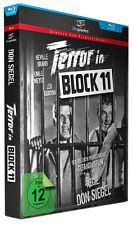 """Terror in Block 11 - von Don Siegel (""""Flucht von Alcatraz""""), Filmjuwelen BLU-RAY"""