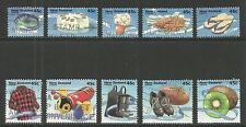 New Zealand 1994 Kiwiana/Local Culture--Attractive Topical (1209-18) used