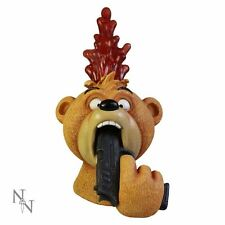 Nemesis Now Bad Taste Bears Novelty Rude Topper Lamp Light Christmas Home Gift