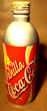 "COCA COLA - COKE ""VANILLA"" ! BOTTLE CAN 500 ML JAPAN - SEALED - NEW RARE"
