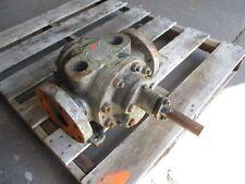 "New listing Flowserve Worthington 3Grw Iron Pump #381050J Port:3"" Used"