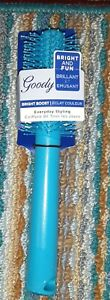 Goody blue Bright Boost Round Brush. Everyday styling