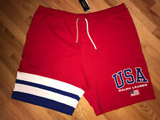 NWT $148.00 Polo Ralph Lauren Cotton Shorts sz 3XLT