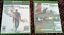 Xbox One Exclusive Quantum Break 2016 NEW SEALED (Doesn't Include Alan Wake DLC)