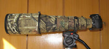 Lens Clothing Camouflage Rain Cover for Nikon AF-S 500mm f/4D ED I Generation