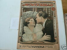 1927 ?  CINEMA & THEATER MAG MACKAHL,FELLOWES CHRYSTEL CUP,ERNEST & YVONNE,PLANT