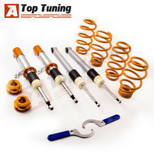 Coilover for Audi VW Golf MK5 Adjustable Suspension Coilovers Struts Absorber
