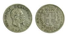 pcc1839_12) Regno Vittorio Emanuele II  1 Lira 1863 - To