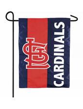St. Louis Cardinals Embellish Garden Flag