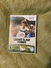 Grand Slam Tennis EA Sports Nintendo Wii 2009 BRAND NEW Sealed
