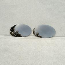 Black Replacement Lenses for-Oakley Romeo 1 Sunglasses Polarized