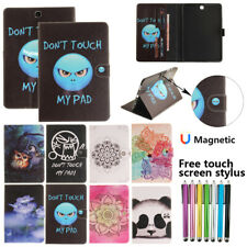 """High Quality Magnetic Leather Stand Cover Case For Samsung Galaxy Tab A9.7"""" T550"""
