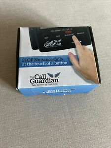 The Call Guardian - Stop Nuisance Calls for Fixed Phone - unused