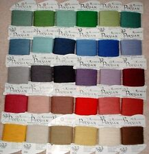 1ply Wool Persian Yarn by Rainbow Gallery Lot of 30 New Cards Needlepoint Crewel