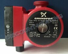 GRUNDFOS UPS2 15 50/60 130 SELECTRIC REPLACEMENT PUMP 5M 6M BRAND NEW IN BOX