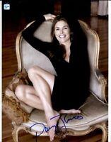 Paige Turco authentic signed celebrity 8x10 photo W/Cert Autographed 2616b