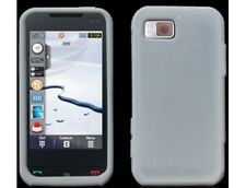Clear Silicone Gel Case For Samsung Eternity A867
