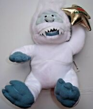 "Stuffins Bumble Abominable Snowman Monster Rudolph Island Misfit Plush 7"" Cvs"