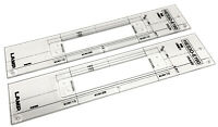 Sugatsune Plastic Template/Jig for HES3D-E190 for Concealed Hinge