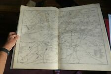 More details for 1865 atlas of the british isles england ireland railways 106 maps weller dower