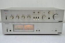 Spitzenklasse: Vorverstärker / Endstufe Technics SU-9011 / SE-9021, Top Zustand!