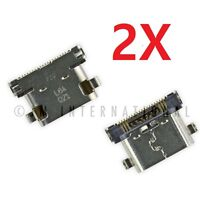 2X HTC 10 M10h Micro USB Charger Charging Port Dock Connector Replacement Part