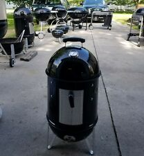 Weber Smokey Mountain Cooker Smoker 14.5 inch NEW Free Shipping