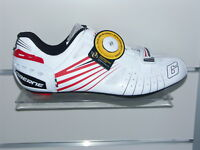 CHAUSSURES DE CYCLISME ROUTE GAERNE COMPOSIT G-SPEED RED POINTURE 43 NEUVES !