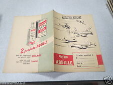 PROTEGE CAHIER ABEILLE L AVIATION MODERNE HELICOPTERE COMET CONSTELLATION *