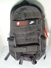 Nike SB RPM Backpack THUNDER GREY/ DARK BLACK BA5971-069 School Laptop Bag Skate