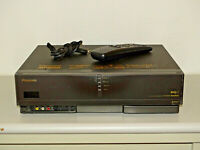 Panasonic NV-HS800 High-End S-VHS Videorecorder, Fernbedienung, 2Jahre Garantie