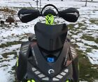 Ski-Doo XP Black Headlight Covers (Now available in white)
