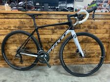 SCOTT ADDICT 30 DISC CARBON 2019 SIZE LARGE 56 TIAGRA 10S DEMO