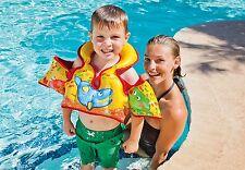 Salvagente con braccioli INTEX cod.58673 mare piscina bimbi