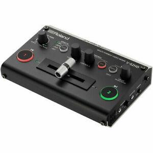 Roland V-02HD Multi Format Video Remote Switcher Free Ship