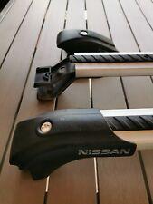 ORIGINAL Dachträger für Nissan Qashqai+2 J10 mit Dachreling
