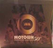 MOTOWN GREATEST HITS COLLECTION 50° Cofanetto 8 CD nuovo